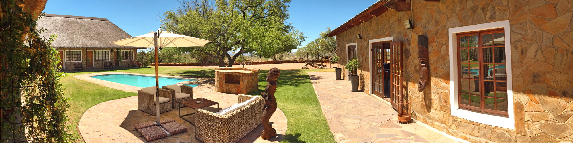 Windhoek Mountain Lodge details & rates